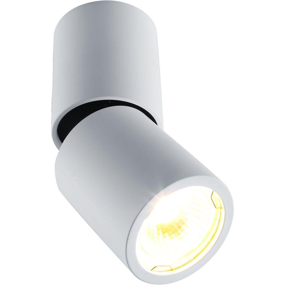 Светильники точечные накладные потолочные
